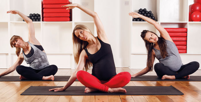 pregnancy-exercise-classes-london