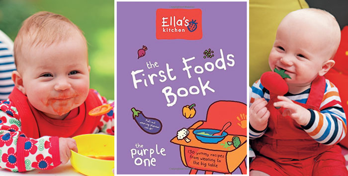 Recipes from ellas kitchen baby london fresh out of the kitchen is the first foods book all the things you love about ellas kitchen in one handy recipe book forumfinder Image collections