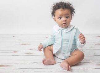 Pop My Way eco friendly baby clothing brand