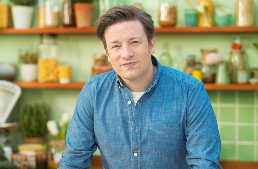 Jamie oliver i never thought id have more than two kids baby as forumfinder Choice Image