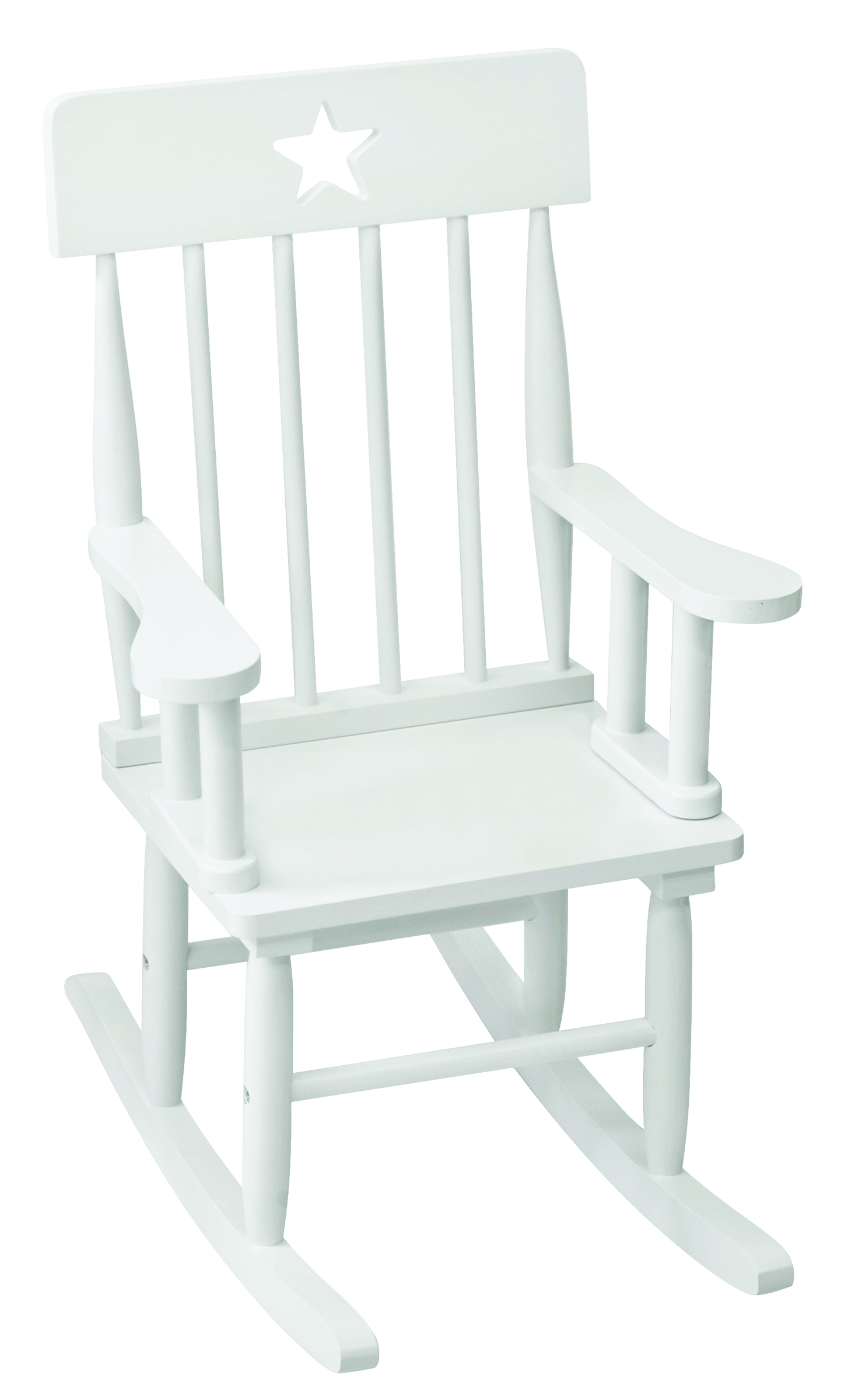 Wooden rocking chair, £87.90, kids concept.co.uk