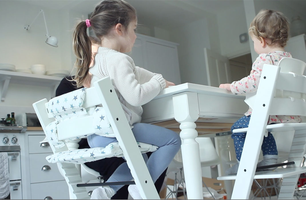 review stokke tripp trapp baby london. Black Bedroom Furniture Sets. Home Design Ideas