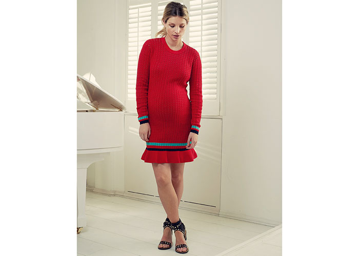 Maternity fashion: spring style from Nine In The Mirror