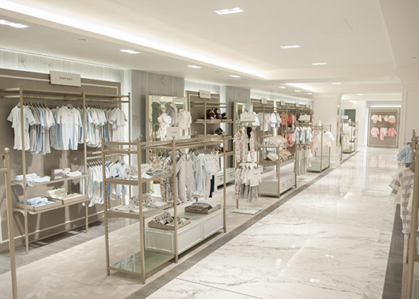 Exceptionnel Harrods? New Baby Layette Department Now Open