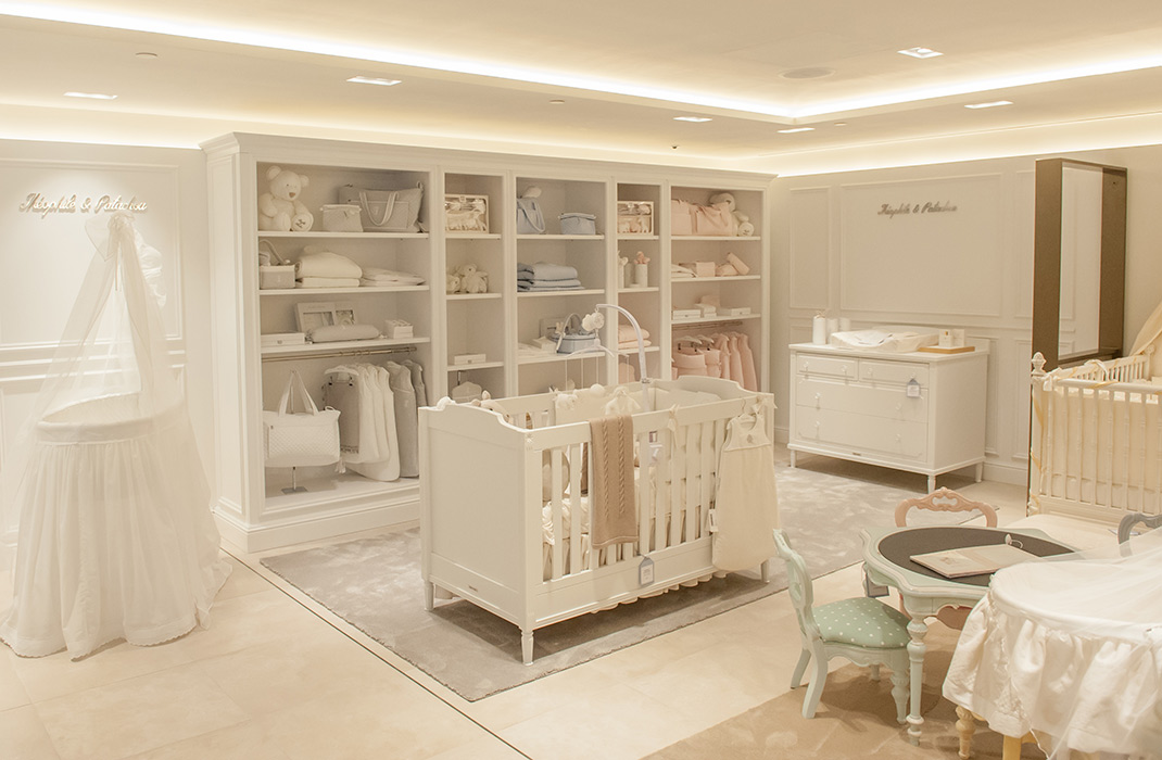 Harrods New Baby Layette Department Now Open Baby London
