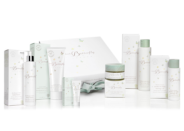 Win a skincare hamper from Little Butterfly London