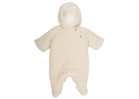 Shopping: 10 cream pieces for baby