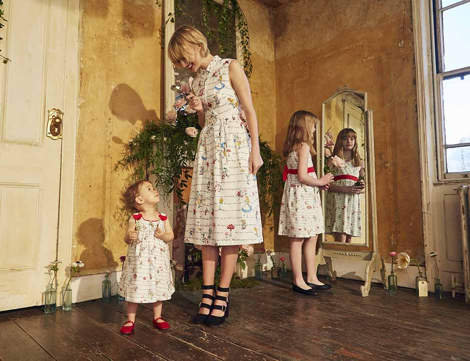 Alice in Wonderland Disney range launches at Cath Kidston ? and it's magical