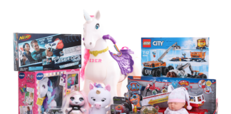 Argos Christmas toys list