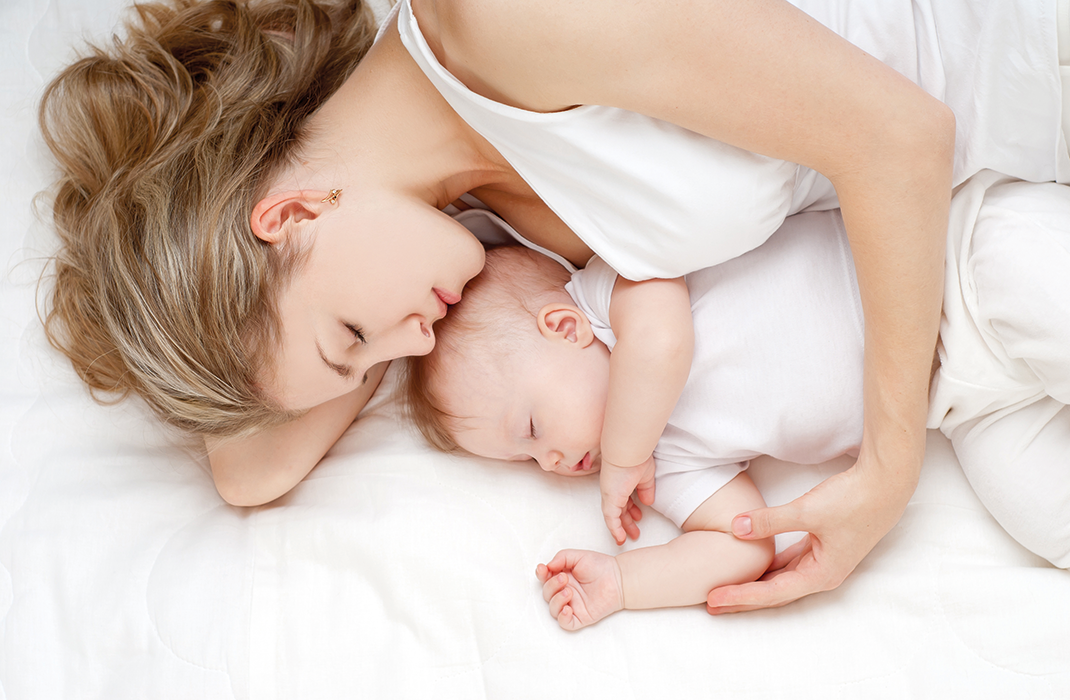 How to Practice Safe Sleeping With Your Baby