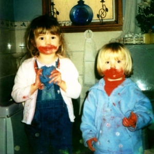 Messy toddlers