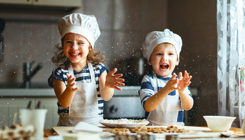 Great British Bake Off inspiration: Here's the best kids' baking ...