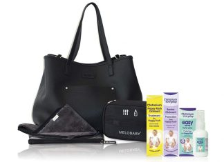 Melobaby bag and Metanium range