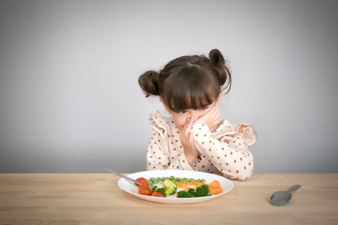 telling kids white lies to get them to eat vegetables