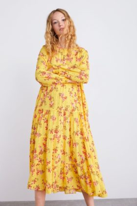 zara-uk-maternity-floral-print-dress