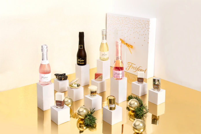 Freixenet advent calendar christmas 2018