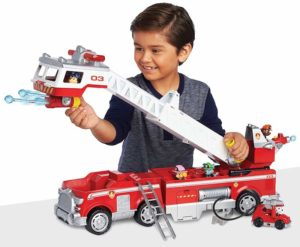 Paw Patrol Fire Truck toy
