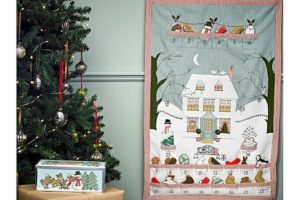 Biscuiteers advent calendar
