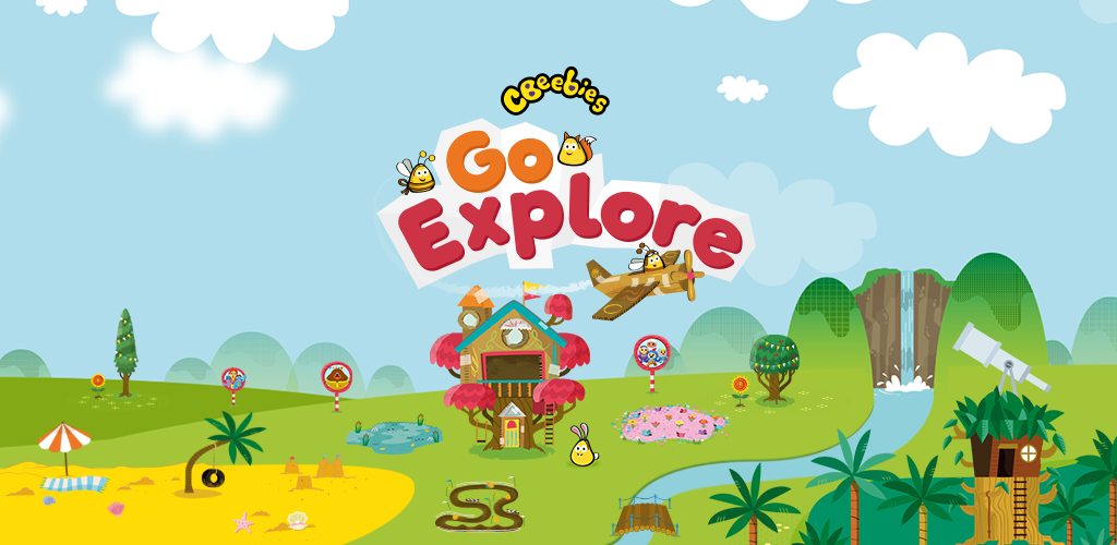 Go Explore Logo - CBeebies launch new app to help infants learn important life skills