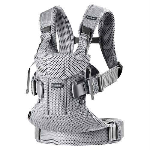 Baby Carrier Review: The Babybjörn One Air