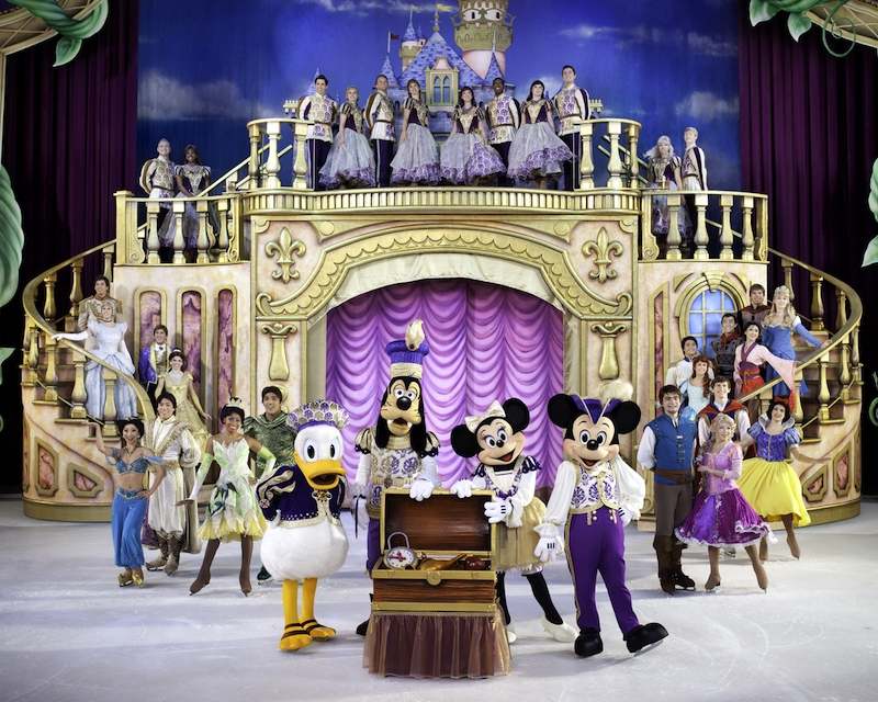 new Disney on Ice