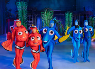 Finding Dory Finding Nemo Disney on Ice