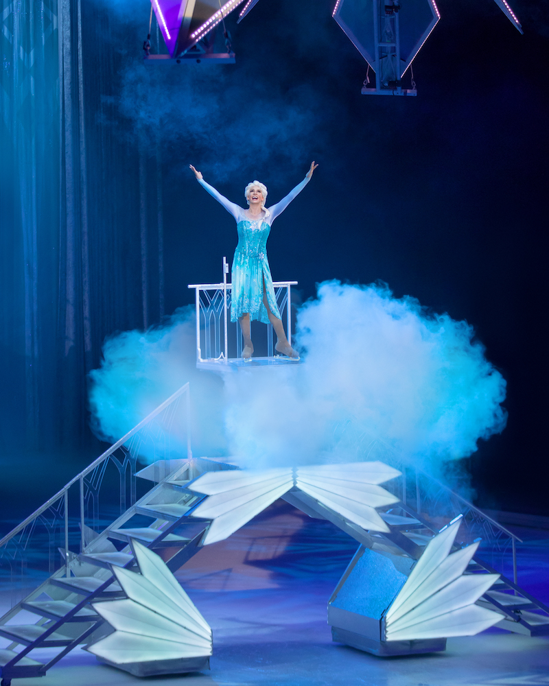 Frozen new Disney on Ice