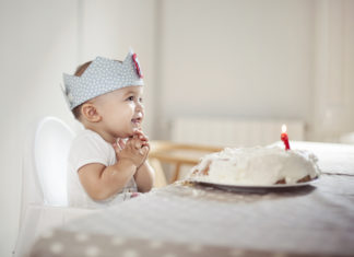 Carole Middleton first birthday advice