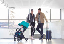 Silvercross Jet Pushchair