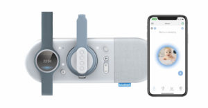 Bluebell baby monitoring system