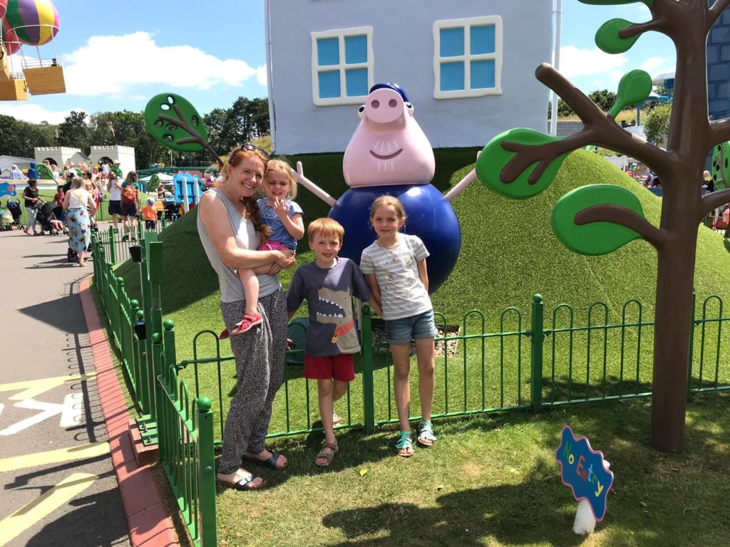 Peppa Pig World Review: An Action-Packed day of Family Fun