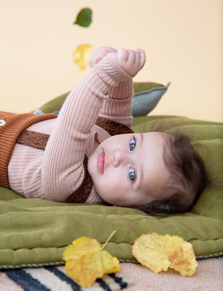 Autumn baby clothes