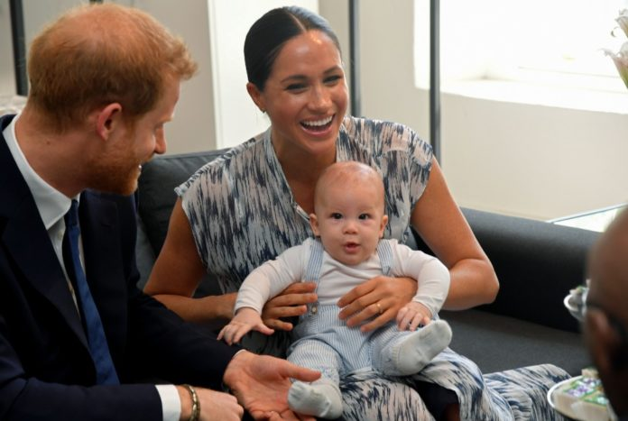 Prince-Harry-Meghan-Markle-Baby-Archie-royal-tour