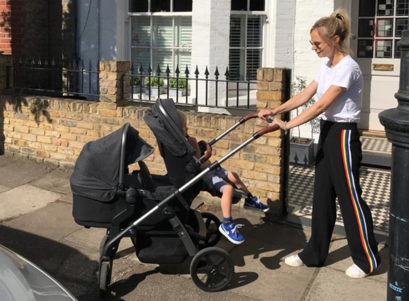 Silver Cross Wave Pushchair Review - Baby Magazine