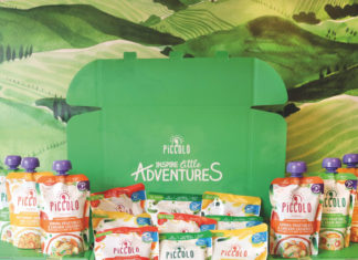 Win Piccolo baby food