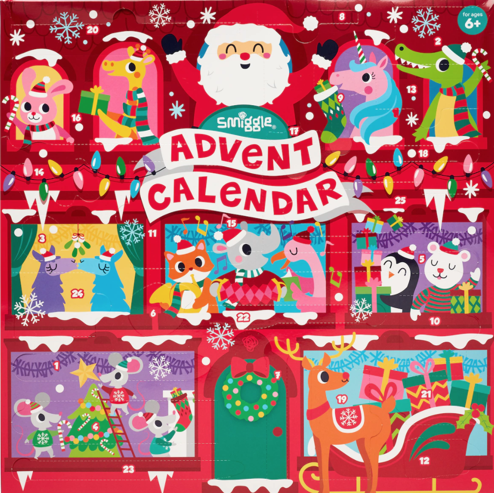 smiggle-advent-calendar