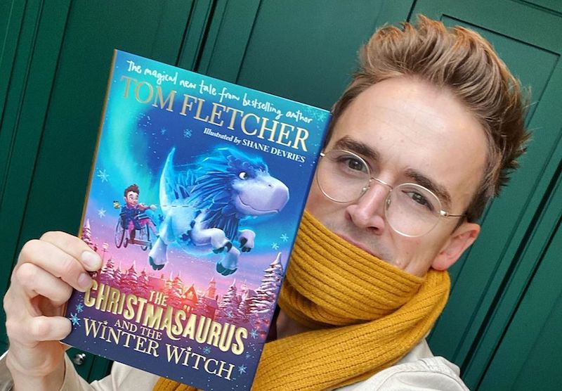 McFly's Tom Fletcher Talks Children's Books and Baby Brands