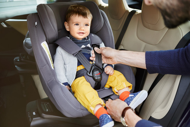 REBL PLUS Nuna Car Seat Safety