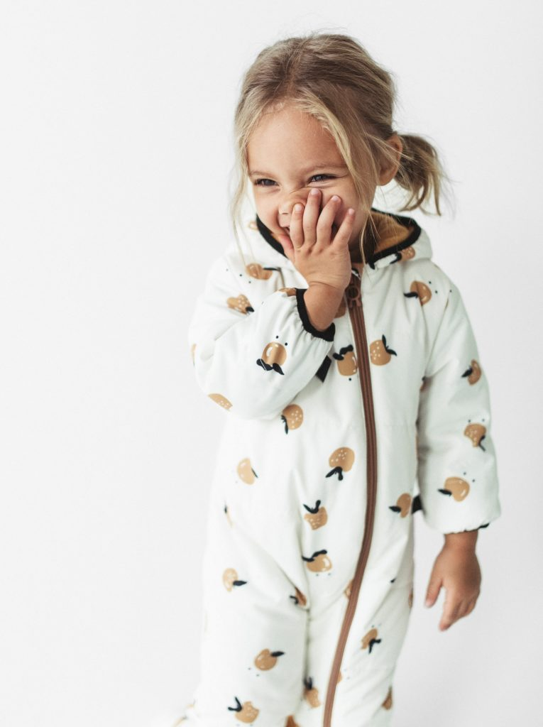 FLEECE SNOW JUMPSUIT £39.99
