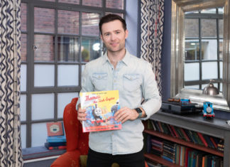 Harry Judd Thomas the Tank Engine