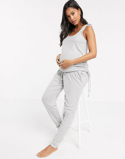 asos-loungewear-maternity-set