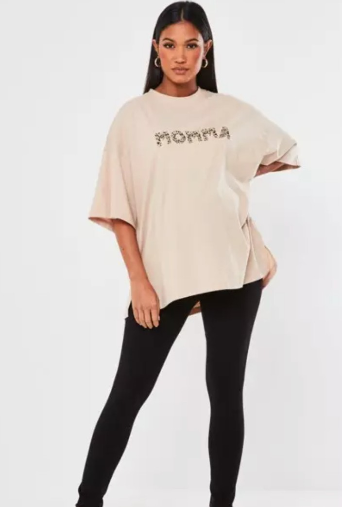 missguided-maternity-leggings-momma-tshirt