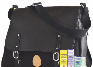 win a changing bag from metanium