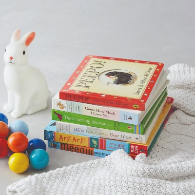 Baby book subscription little luxuries