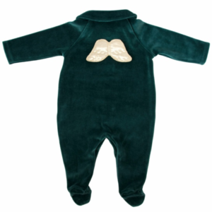 green-holiday-babygro