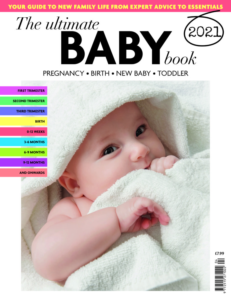 The Ultimate Baby Book 2021