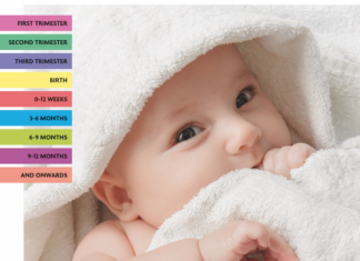 The Ultimate Baby Book lead
