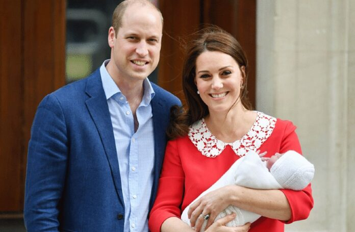 The-Duke-and-Duchess-of-Cambridge-with-Prince-Louis-royal-baby-names