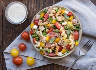 spring-pasta-salad-baby-recipe-of-the-month